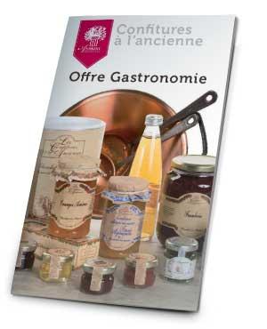 Catalogue Offre Gastronomie Andrésy Confitures