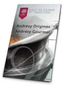 Guide d'achat Offres Andrésy Origines et Andrésy Gourmet