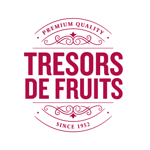 Logo Trésors de Fruits - Fruits rouges