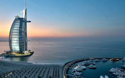 Le petit déjeuner à Dubai