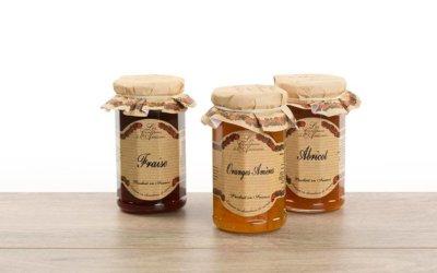 Label Collège Culinaire de France pour les confitures Andrésy : savoir-faire et qualité !