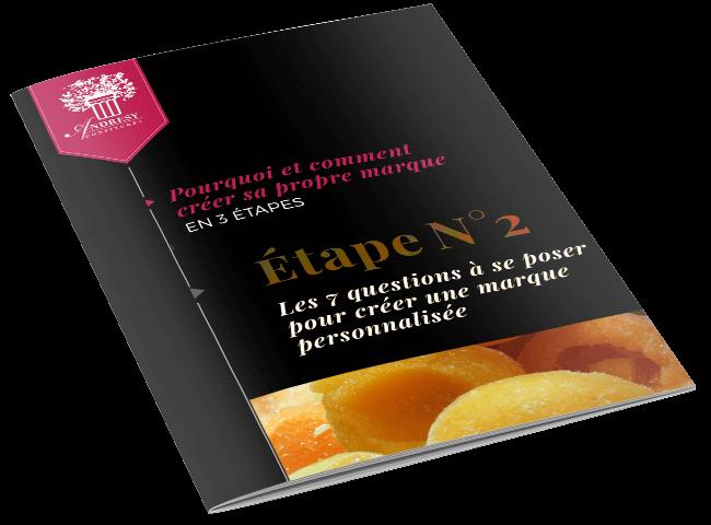 Créer sa marque, Etape 2 - eBook Andrésy Confitures