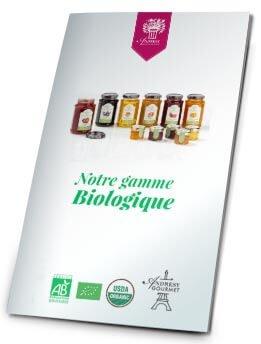 Catalogue gamme BIO