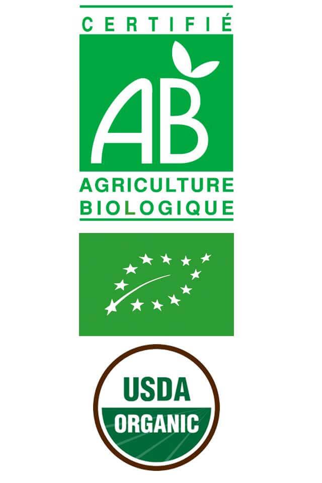 Logos Agriculture Biologique / USDA Organic