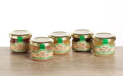 Avez-vous pensé aux compotes en cuisson à l'ancienne pour vos offres de desserts «forme et nutrition» ?