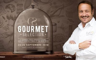 Innovations culinaires «made in France» au salon Gourmet Sélection, des confitures originales et des produits inédits !