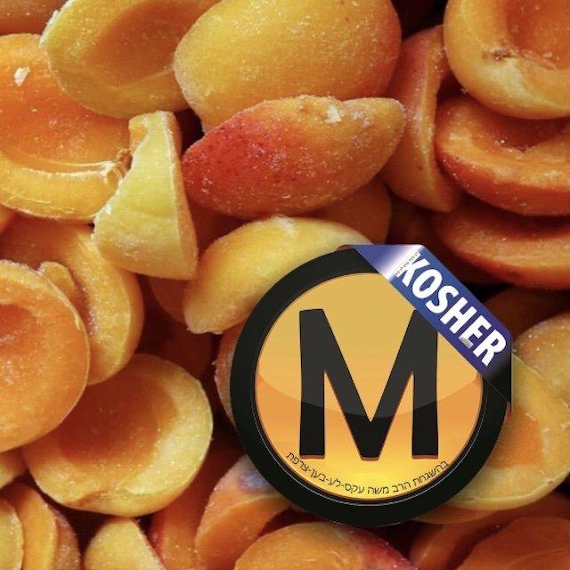 Fruits certifiés casher ultra orthodoxe pour les confitures et recettes Andrésy Confitures